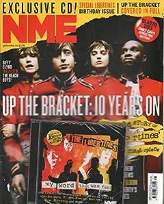 Celebrating 10 Years Of Up The Bracket + magazine