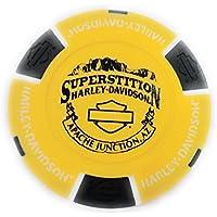 Superstition harley-davidson緑とブラックコレクターPoker Chip Apache Junction Arizona