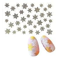 アメイリー ネイルシール No.3-16 雪の結晶(G)