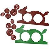 (デイリー スウィート)Daily Sweet   おもしろ 製図ツール  画板 子供 知育玩具 マジックタートルウサギ おもちゃ 教育玩具 子供へのギフト 5個入り