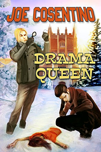 Drama Queen: A Nicky and Noah Mystery (Nicky and Noah Mysteries Book 1) (English Edition)
