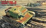 RPM 1/72 ポーランド軍 TKS プトー37mmSA-18歩兵砲搭載型 プラモデル RP72511