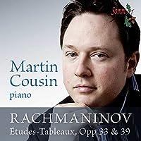 ラフマニノフ:練習曲集「音の絵」 Op.33.39
