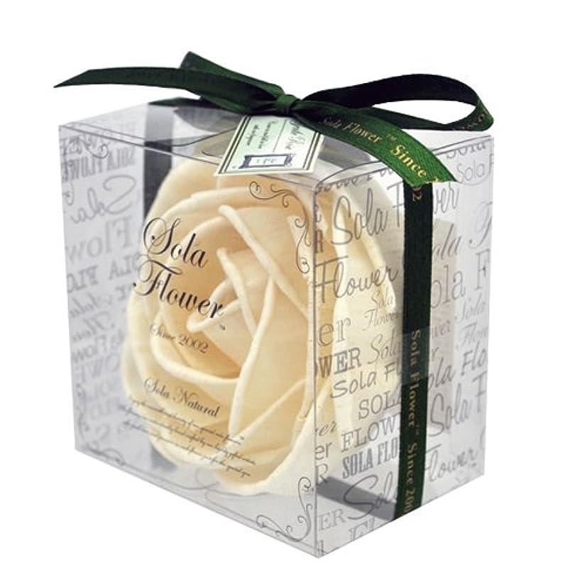 隠スカウト技術new Sola Flower ソラフラワー ナチュラル Gentle Rose ジェントルローズ Natural