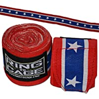American Printed Handwraps Mexican Style Stretchable 180