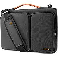 tomtoc Original 360° Protective Laptop Sleeve Shoulder Bag for 11.6 13 13.5 14 15.6 Inch Laptop