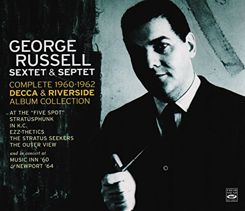 George Russel: Complete 1960 - 1962 Decca & Riverside Album Collection