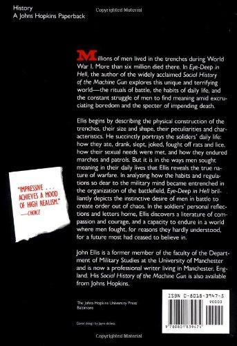 a literary analysis of eye deep in hell by john ellis