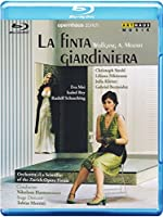 Mozart: La Finta Giardiniera [Blu-ray] [Import]
