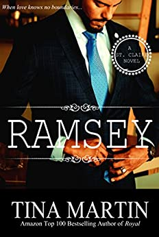 Ramsey (A St. Claire Novel Book 2) by [Martin, Tina]