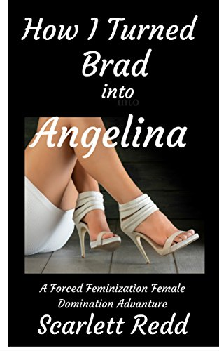 How I Turned Brad into Angelina: A Forced Feminization Female Domination Adventure (English Edition)