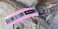 トップカニス 首輪 Nordic Lights ボアスリップカラー ピンク 犬用 サイズ0