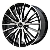 BRIDGESTONE(ブリヂストン) サマータイヤ&ホイールセット 低燃費タイヤ Ecopia(エコピア) 215/55R18 Verthandi(ヴェルザンディ) 18インチ 4本セット