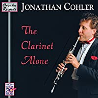 The Clarinet Alone