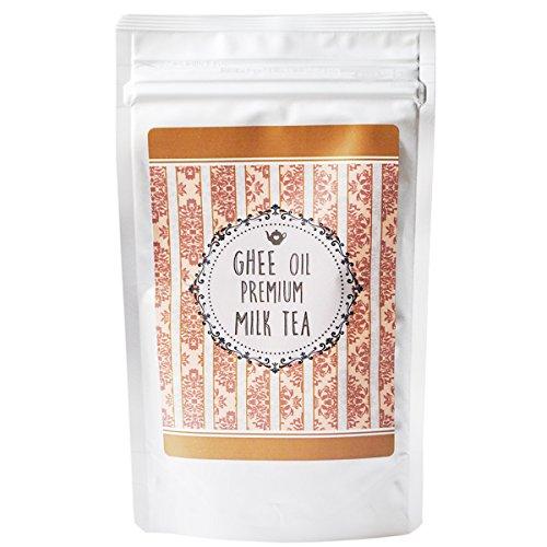 ギーオイル ココナッツオイル 配合のミルクティー 甘い香り ホットで美味しく飲める byギーオイルプ...