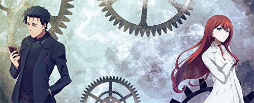 【Amazon.co.jp限定】シュタインズ・ゲート ゼロ Vol.1(第1巻早期予約特典:キャラクター原案・huke氏描き下ろしイラスト使用A3サイズ3Dポスター&第1話シナリオ決定稿小冊子 付)&(全巻購入特典:アニメ描き下ろしイラスト使用全巻収納BOX&B1布ポスター 引換シリアルコード付) [Blu-ray]