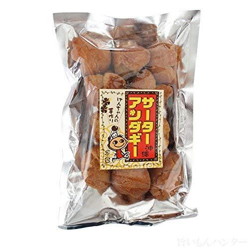 けんちゃんの手作り! 沖縄 サーターアンダギー 10個入り×6袋 明輝 揚げたて発送!