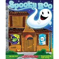 Spooky Boo: A Halloween Adventure