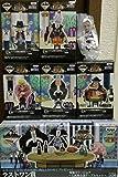 ワンピース 王下七武海 一番くじ フィギュア セレクション ラストワン テーブル セット & D賞 メンバー コンプ ミホーク くま