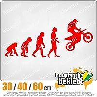 KIWISTAR - Evolution Motocross Motorcycle 15色 - ネオン+クロム! ステッカービニールオートバイ