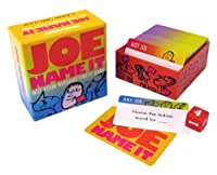 Joe Name It by Gamewright
