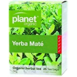 Planet Organic Yerba Mate Herbal Tea 25 Teabags