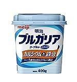 [冷蔵] 明治ブルガリアヨーグルトLB81カルシウムと鉄分 400g