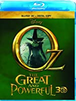 OZ THE GREAT & POWERFUL 3D