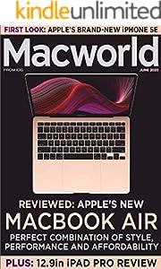 Macworld - Mac book Air (English Edition)