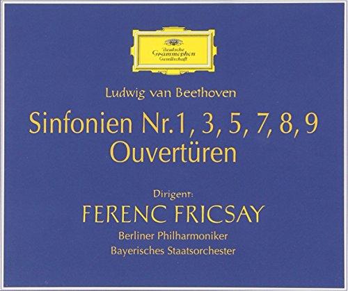 ベートーヴェン:交響曲選集, 他
