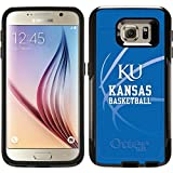 Coveroo Commuter Series Case for Samsung Galaxy S6 - University of Kansas Basketball [並行輸入品]