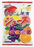 70gまるごと果実ジュースキャンデー×6袋