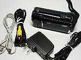 JVCケンウッド JVC 64GBフルハイビジョンメモリームービー クリアブラック GZ-HM690-B()