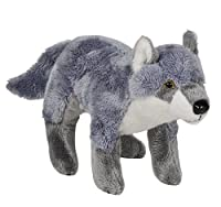 "7.5 "" Wolf Pounce Pal Plush ,ケースof 48"