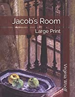 Jacob's Room: Large Print