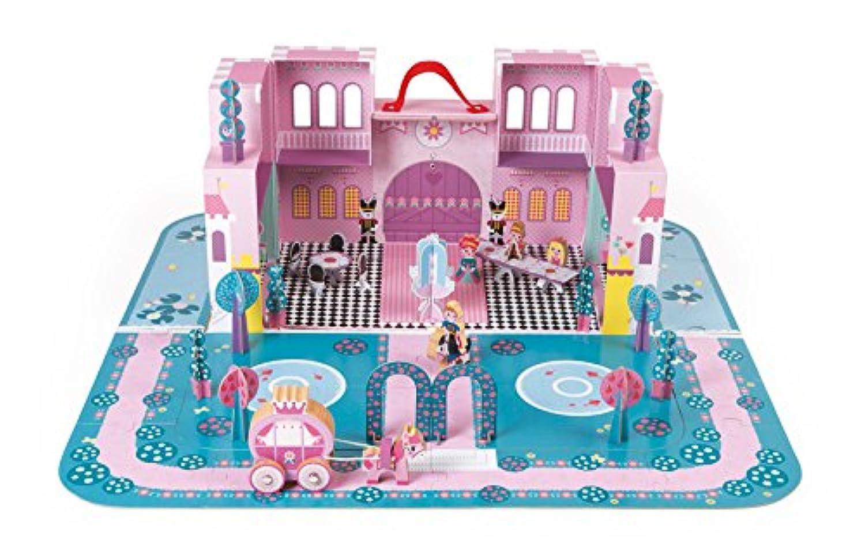 Janod Princess Palace Carrying Case