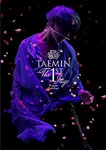 TAEMIN THE 1st STAGE NIPPON BUDOKAN(初回限定盤)[Blu-ray]