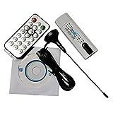 USB TVテレビスティック DVB-T2 /T/C +FM+DAB+SDR レコード,レシーバ RTL2832P+R828D+MN88427