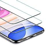 ESR iPhone 11/ iPhone XR ガラス液晶保護フィルム 6.1インチ 【2枚セット】