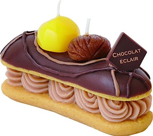 カメヤマキャンドルハウス エクレアキャンドル チョコレート