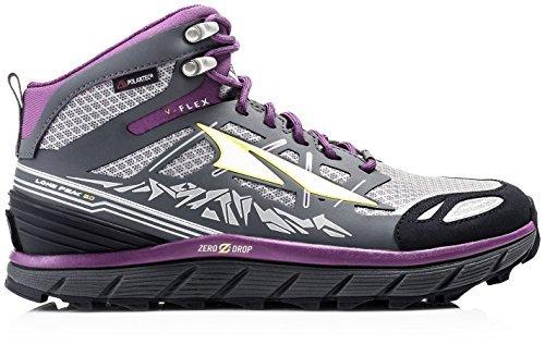 Altra Lone Peak 3Mid Neo Running Shoes–Women 's パープル