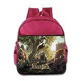 ラコステ 財布 The Jungle Book Kidsスクールバックパックバッグ One Size ピンク