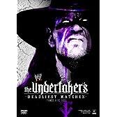 WWE アンダーテイカー デッドリースト・マッチ [DVD]