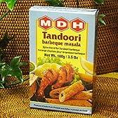 MDH タンドリーバーベキューマサラ 100g 3箱 Tandoori barbeque masala スパイス ハーブ 香辛料 調味料 業務用
