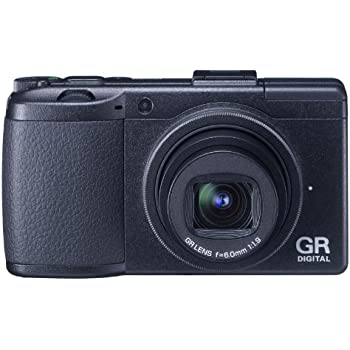 RICOH デジタルカメラ GR DIGITAL III GRDIGITAL3
