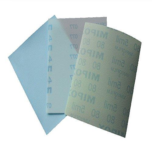 【 紙やすり 3Dプリント造形物 】 研磨フィルム ウェットタイプ 光沢仕上げ用