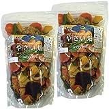 【無添加】【大容量】野菜チップス 250g×2袋セット