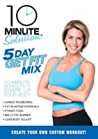 10 Minute Solution: 5 Day Get Fit Mix [DVD] [Import]