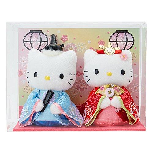 ハローキティ&ディアダニエル ひな祭りドール 2018