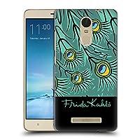 Official Frida Kahlo フェザー ピーコック ハードバックケース Xiaomi Redmi Note 3